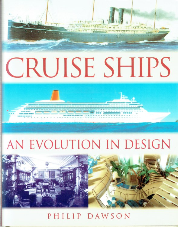 Image for CRUISE SHIPS : AN EVOLUTION IN DESIGN