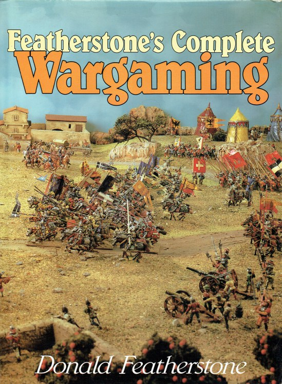 Image for FEATHERSTONE'S COMPLETE WARGAMING