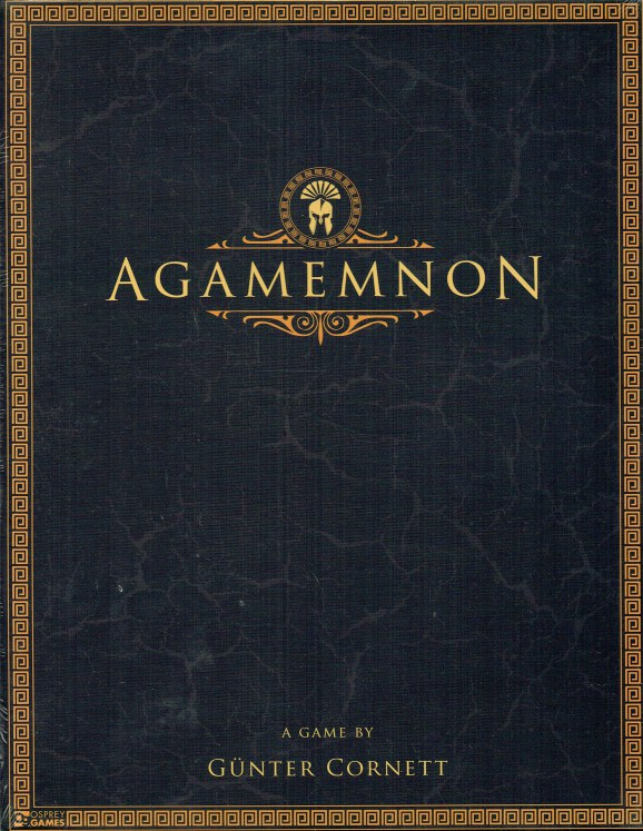 Image for AGAMEMNON (GAME)
