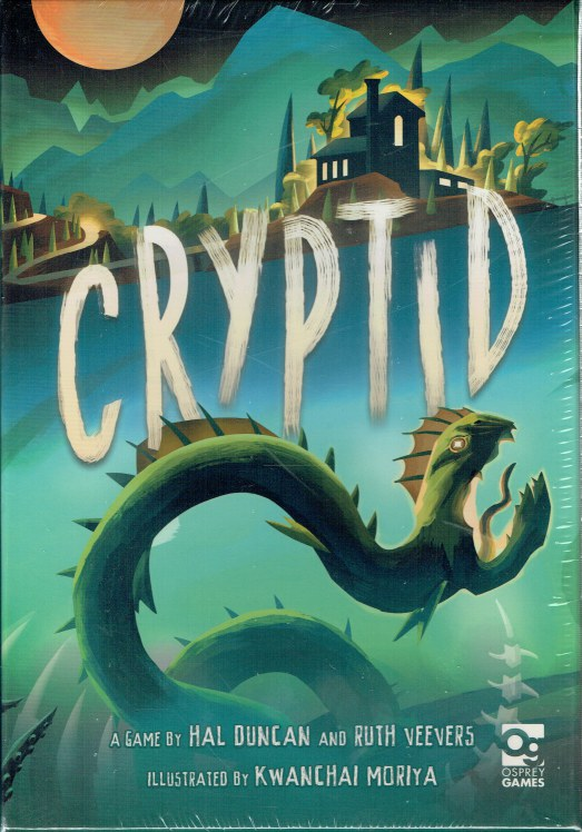 Image for CRYPTID (GAME)