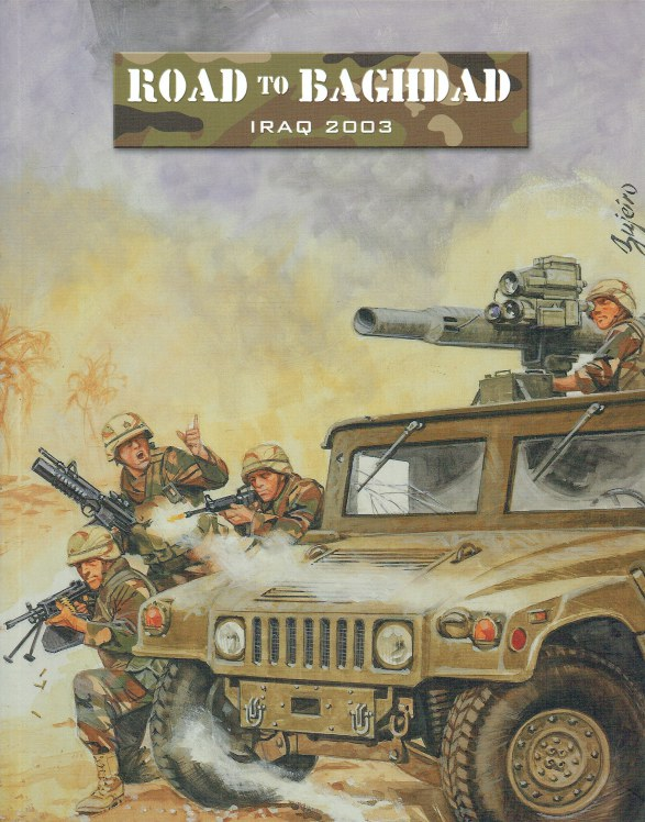 Image for FORCE ON FORCE COMPANION 1: ROAD TO BAGHDAD - IRAQ 2003