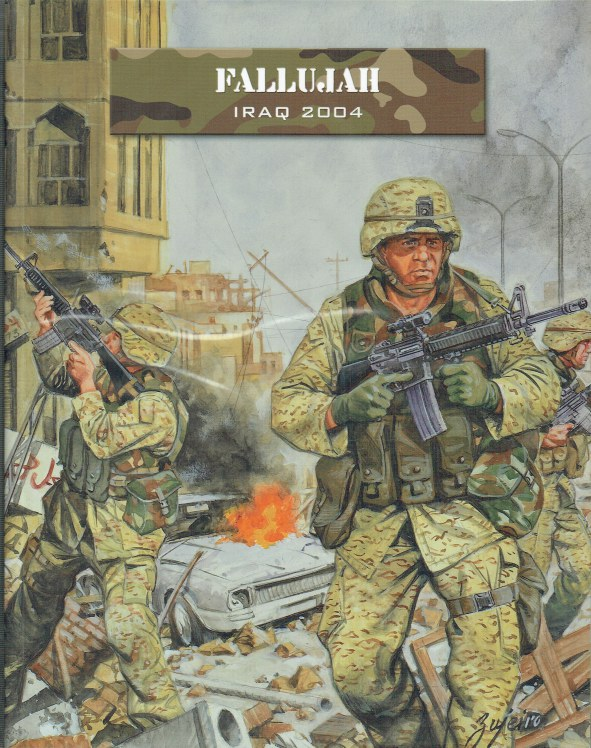 Image for FORCE ON FORCE COMPANION 7: FALLUJAH - IRAQ 2004