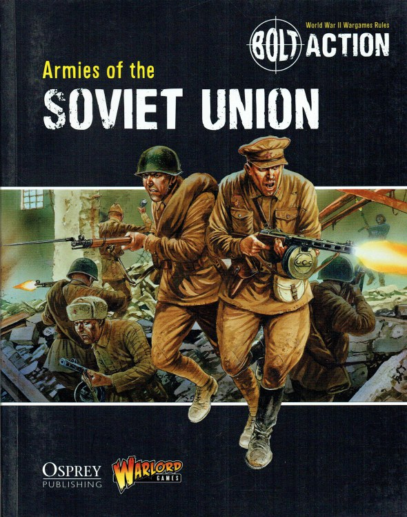 Image for BOLT ACTION: ARMIES OF THE SOVIET UNION