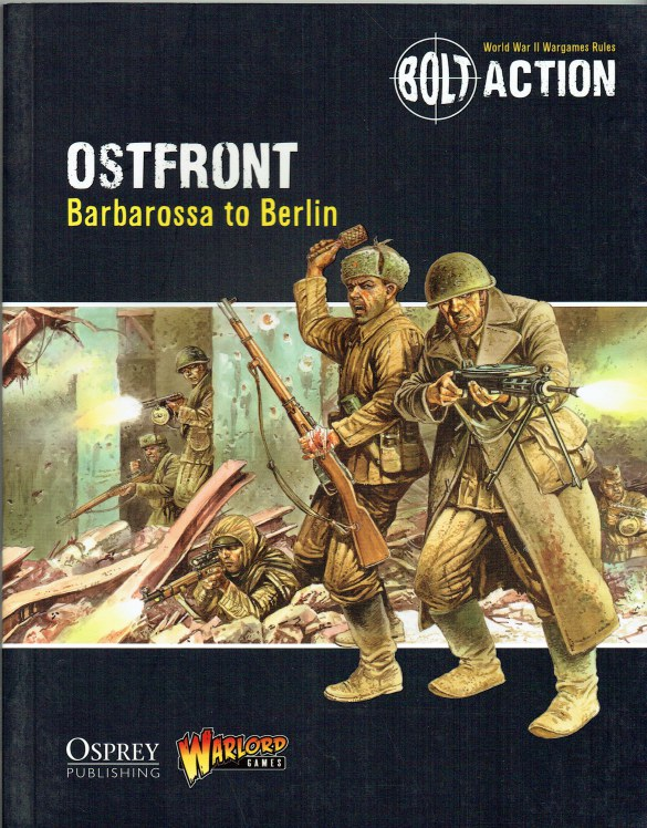 Image for BOLT ACTION: OSTFRONT - BARBAROSSA TO BERLIN
