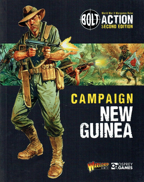 Image for BOLT ACTION SECOND EDITION CAMPAIGN: NEW GUINEA