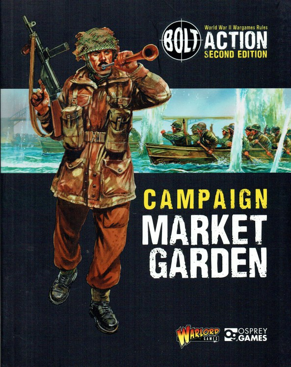 Image for BOLT ACTION SECOND EDITION CAMPAIGN: MARKET GARDEN