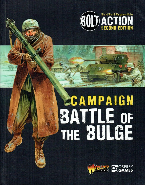 Image for BOLT ACTION SECOND EDITION CAMPAIGN: BATTLE OF THE BULGE