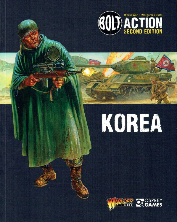 Image for BOLT ACTION SECOND EDITION: KOREA