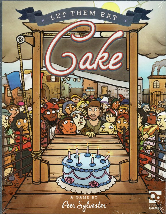 Image for LET THEM EAT CAKE (GAME)