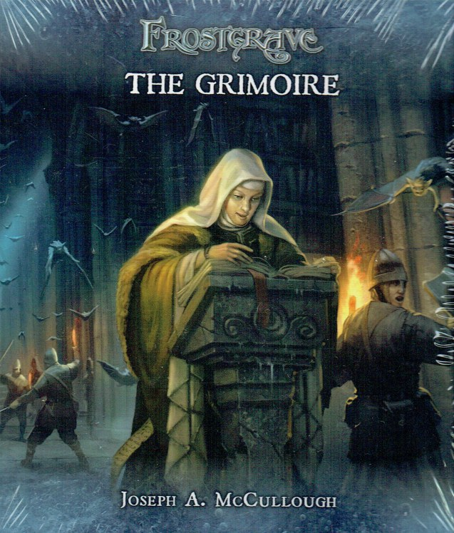 Image for FROSTGRAVE : THE GRIMOIRE (GAME)