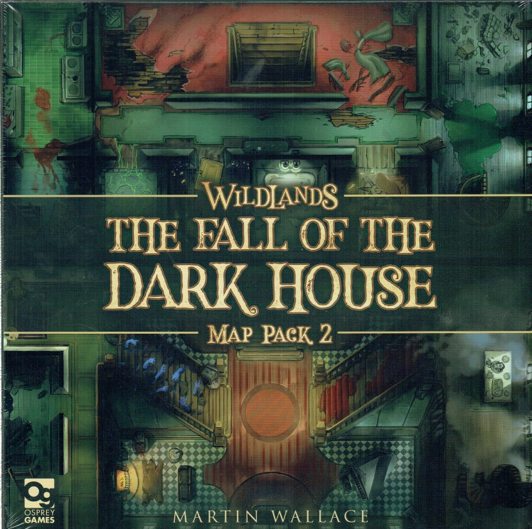 Image for WILDLANDS : THE FALL OF THE DARK HOUSE : MAP PACK 2 (GAME)