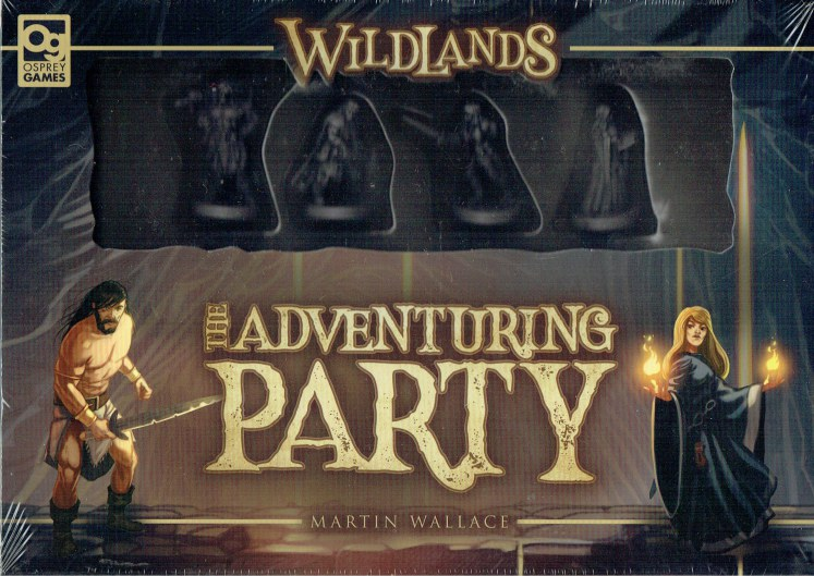 Image for WILDLANDS : THE ADVENTURING PARTY (GAME)