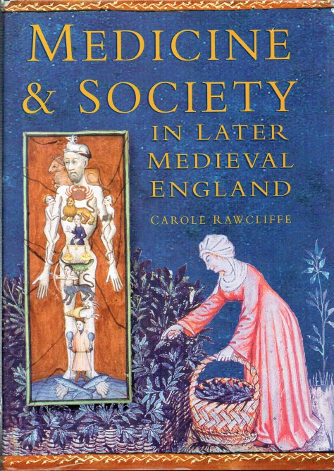 Image for MEDICINE AND SOCIETY IN LATER MEDIEVAL ENGLAND