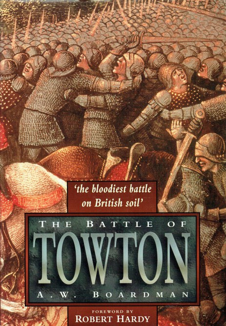Image for THE BATTLE OF TOWTON