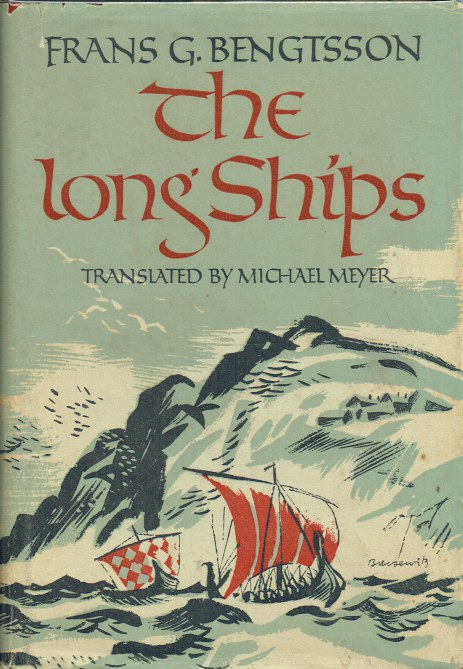 Image for THE LONG SHIPS : A SAGA OF THE VIKING AGE