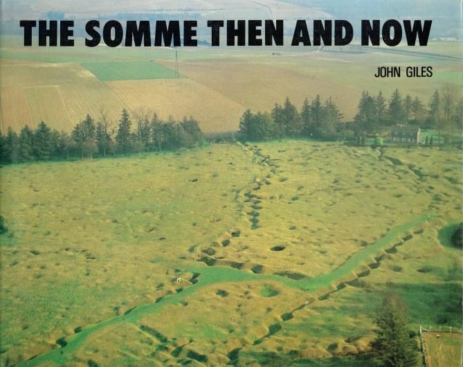 Image for THE SOMME THEN AND NOW