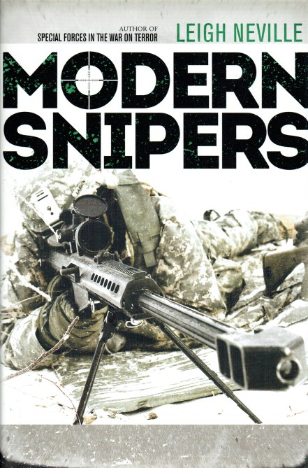 Image for MODERN SNIPERS