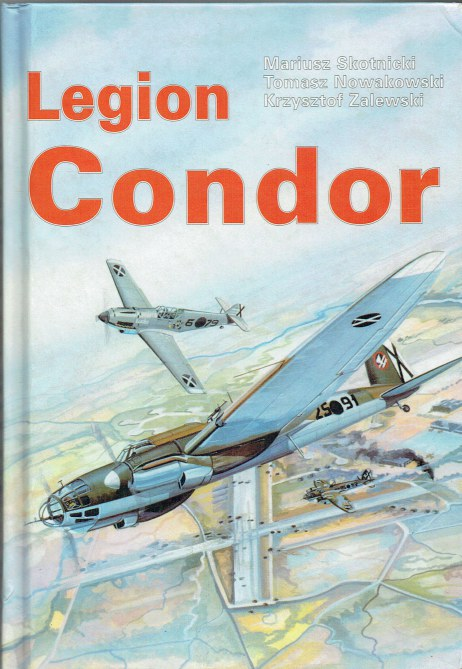 Image for LEGION CONDOR (CZECH TEXT)