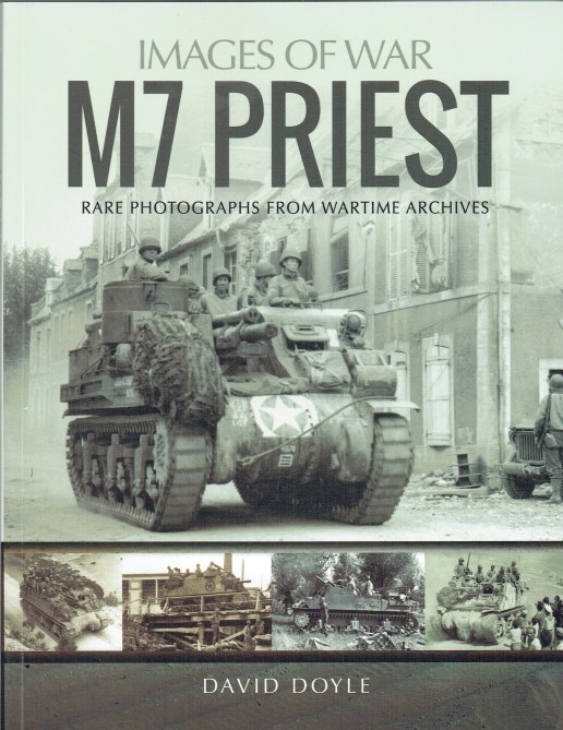 Image for IMAGES OF WAR: M7 PRIEST