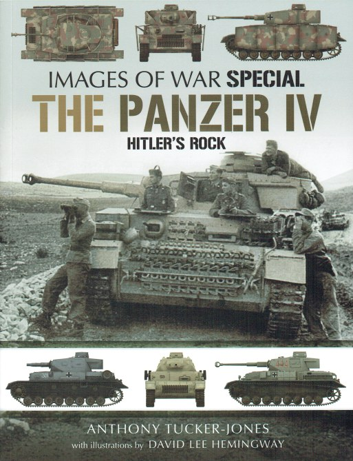 Image for IMAGES OF WAR SPECIAL: THE PANZER IV : HITLER'S ROCK