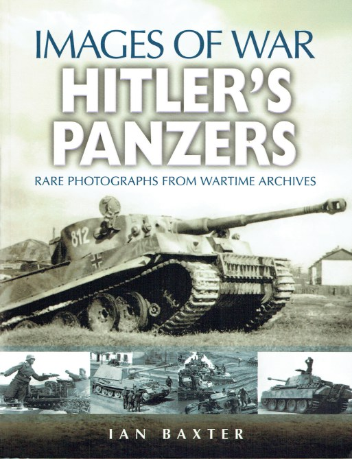 Image for IMAGES OF WAR: HITLER'S PANZERS