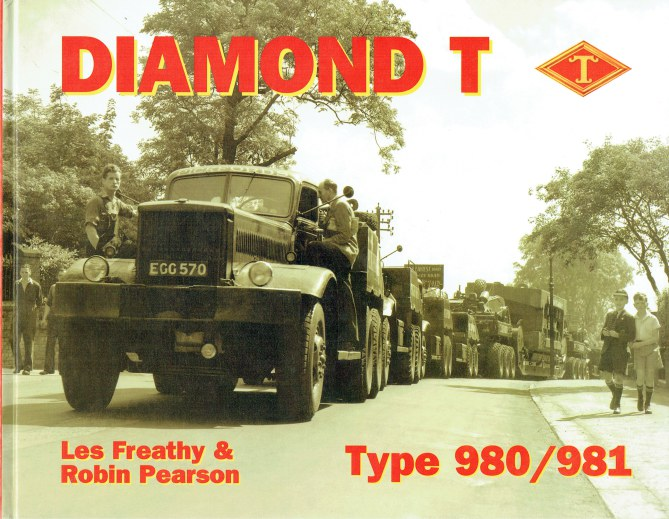 Image for DIAMOND T TYPE 980/981