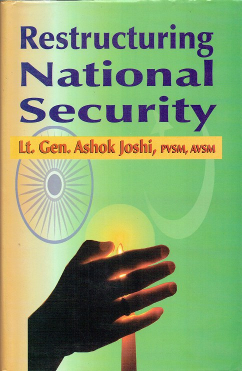 Image for RESTRUCTURING NATIONAL SECURITY