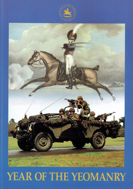 Image for YEAR OF THE YEOMANRY 1794-1994