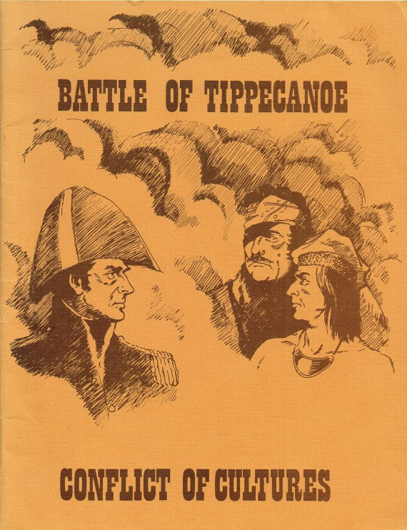Image for THE BATTLE OF TIPPECANOE : CONFLICT OF CULTURES
