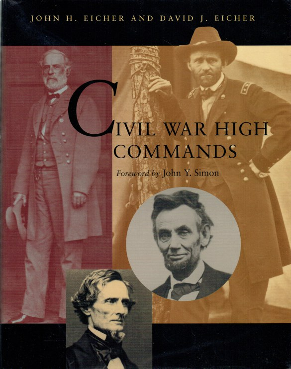 Image for CIVIL WAR HIGH COMMANDS