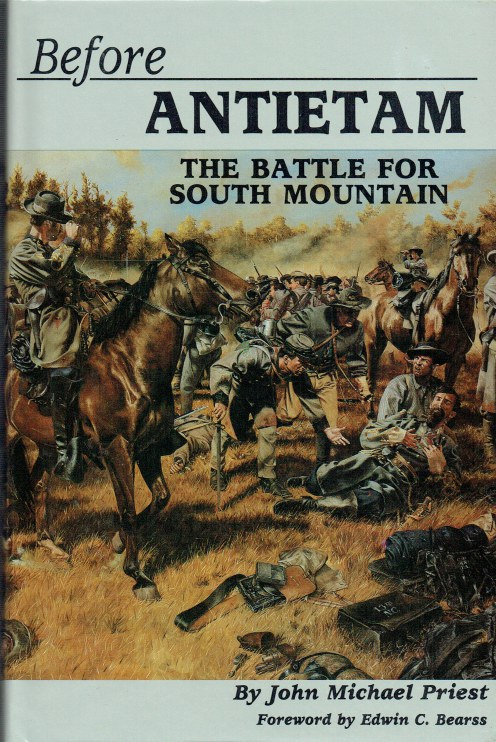 Image for BEFORE ANTIETAM : THE BATTLE FOR SOUTH MOUNTAIN