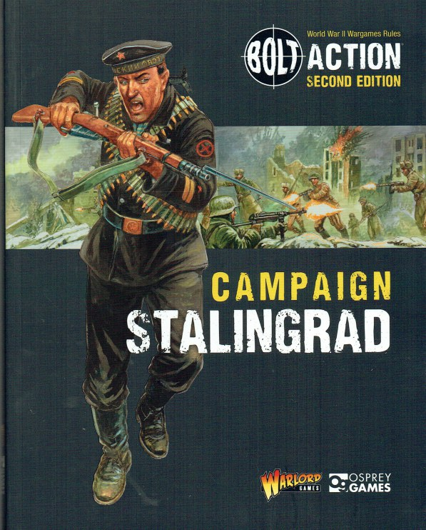 Image for BOLT ACTION SECOND EDITION CAMPAIGN: STALINGRAD