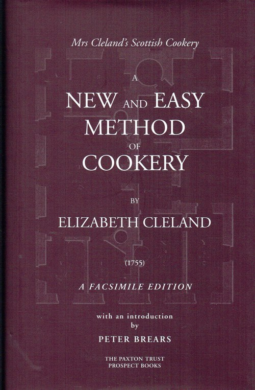 Image for A NEW AND EASY METHOD OF COOKERY (1755)