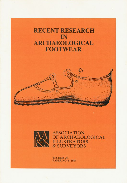 Image for RECENT RESEARCH IN ARCHAEOLOGICAL FOOTWEAR