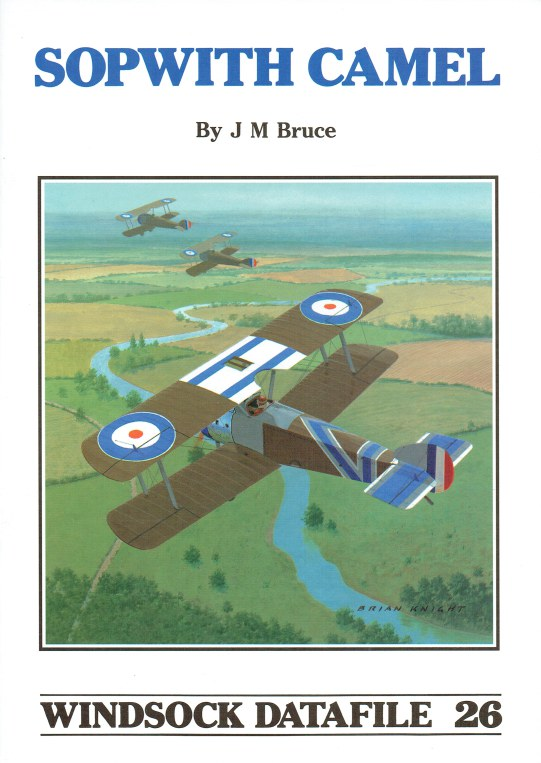 Image for WINDSOCK DATAFILE 26: SOPWITH CAMEL
