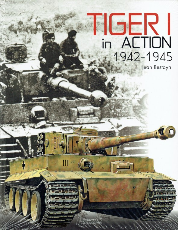 Image for TIGER I IN ACTION 1942-1945