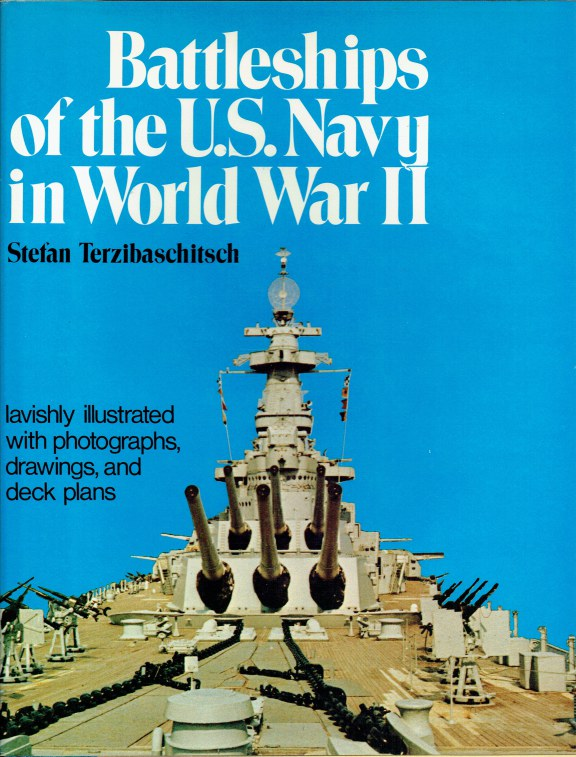 Image for BATTLESHIPS OF THE US NAVY IN WORLD WAR II