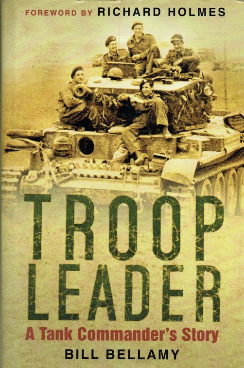 Image for TROOP LEADER : A TANK COMMANDER'S STORY