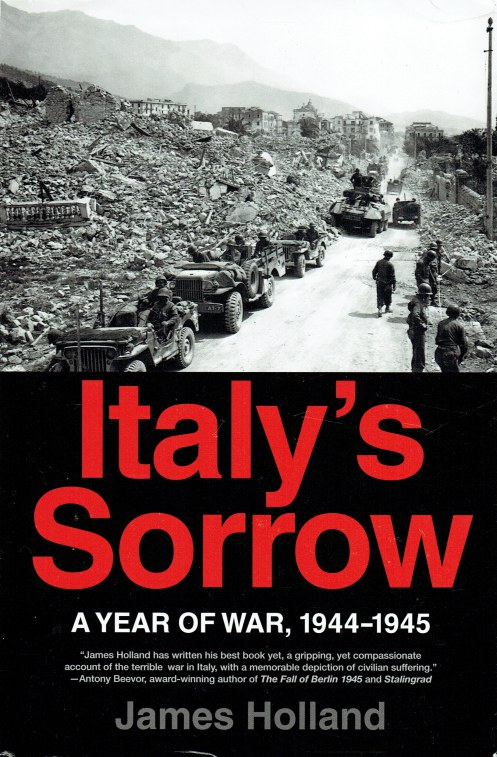 Image for ITALY'S SORROW : A YEAR OF WAR, 1944-1945