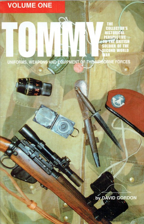 Image for TOMMY : UNIFORMS, WEAPONS AND EQUIPMENT OF THE AIRBORNE FORCES