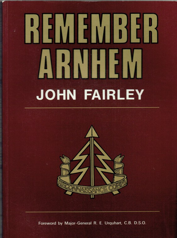 Image for REMEMBER ARNHEM (SIGNED COPY)