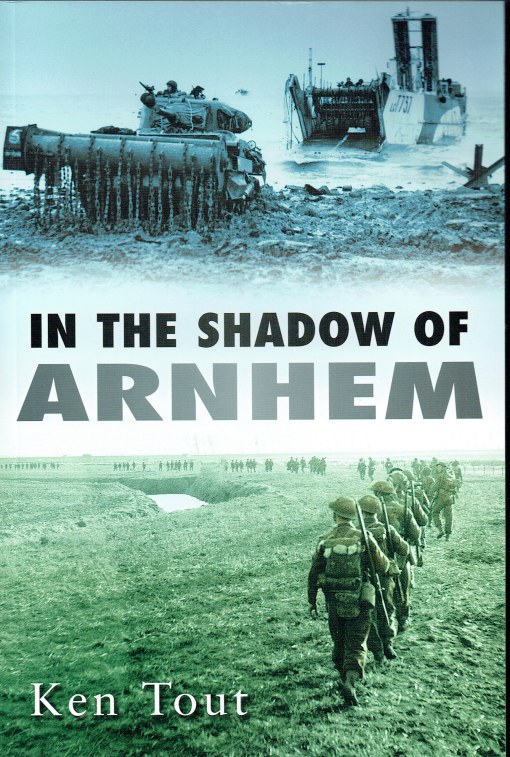 Image for IN THE SHADOW OF ARNHEM : THE BATTLE FOR THE LOWER MAAS, SEPTEMBER - NOVEMBER 1944