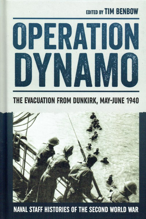 Image for OPERATION DYNAMO : THE EVACUATION FROM DUNKIRK, MAY - JUNE 1940
