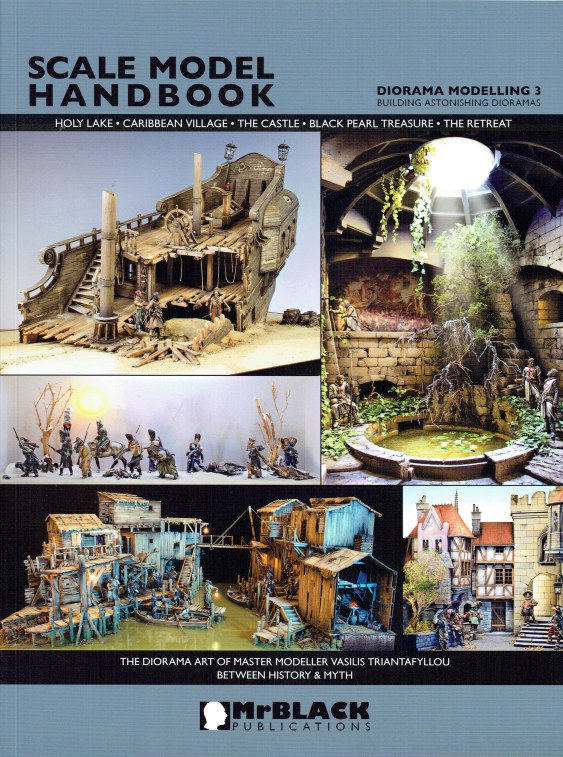 Image for SCALE MODEL HANDBOOK : DIORAMA MODELLING VOL.3