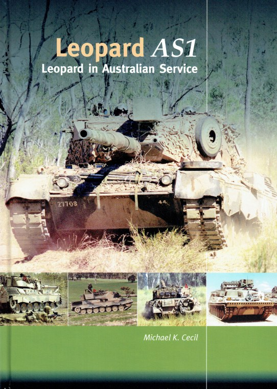 Image for LEOPARD AS1 LEOPARD IN AUSTRALIAN SERVICE