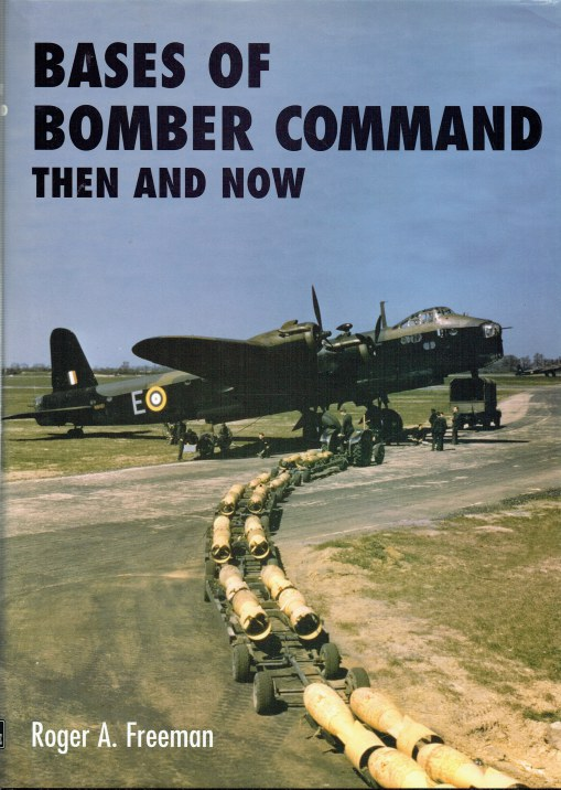 Image for BASES OF BOMBER COMMAND THEN AND NOW