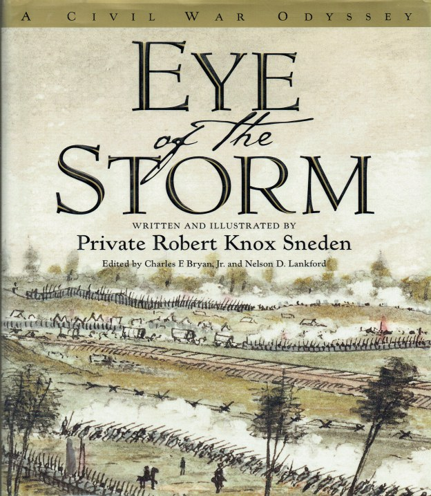 Image for EYE OF THE STORM : A CIVIL WAR ODYSSEY