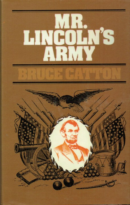 Image for MR LINCOLN'S ARMY