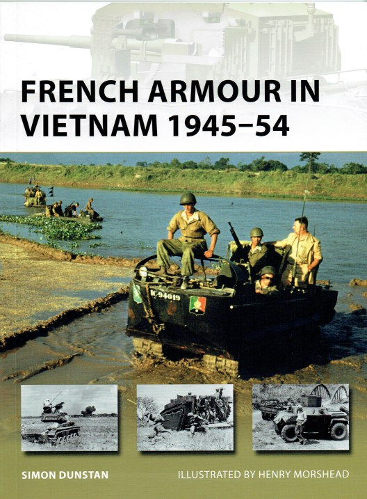 Image for FRENCH ARMOUR IN VIETNAM 1945-54