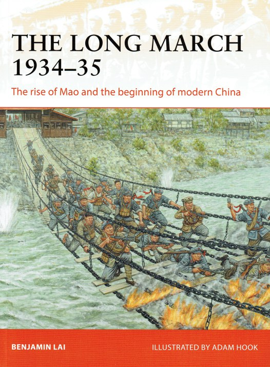 Image for THE LONG MARCH 1934-35 : THE RISE OF MAO AND THE BEGINNING OF MODERN CHINA